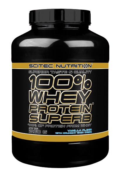 100% Whey Protein* Superb 2160g