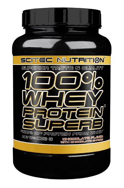 100% Whey Protein* Superb 900g