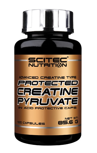 Protected Creatine Pyruvate 100 Kapseln